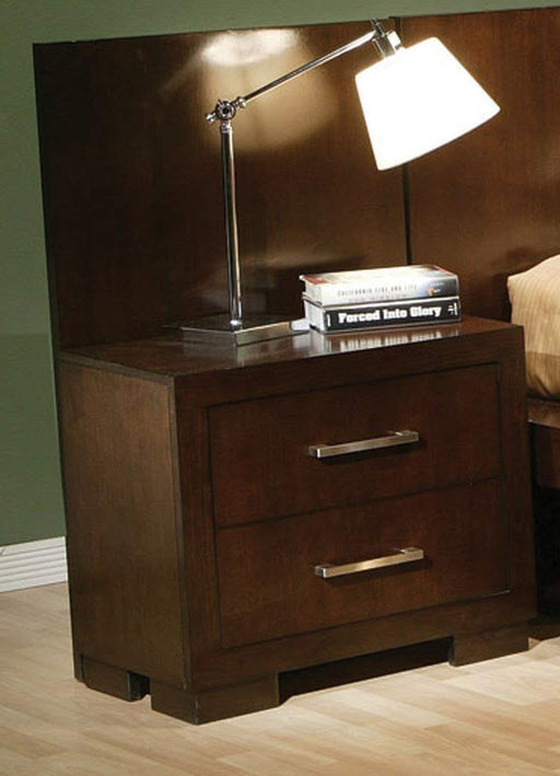 Larkin Nightstand Back Panel