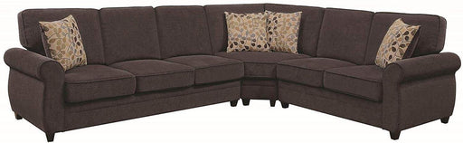 Laveta Sectional Sofa Bed