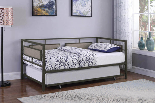 Loring Twin Day Bed with Trundle