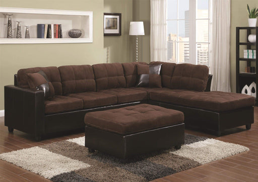 Lowell Sectional Sofa