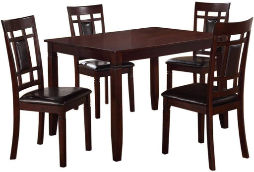 Mira Dining Table and Chair Set