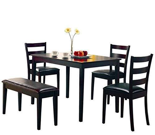 Pinney Dining Table, Chair, and Bench Set