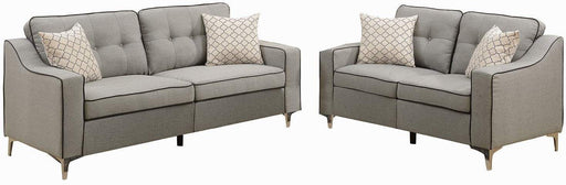 Play Sofa and Loveseat Set