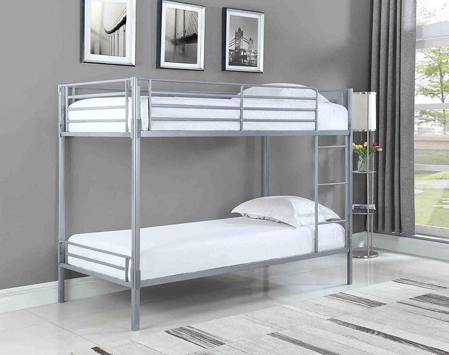 Saloma Twin over Twin Bunk Bed