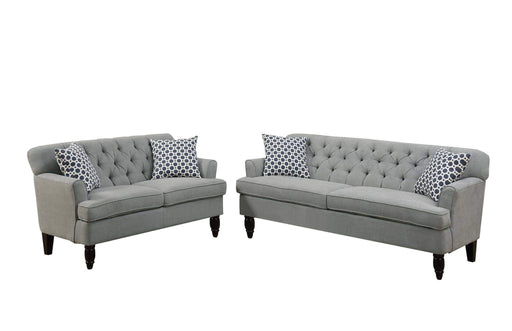 Sienna Sofa and Loveseat Set