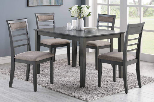 Tavern Dining Table and Chair Set