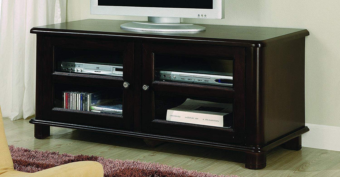 Wooded TV Stand