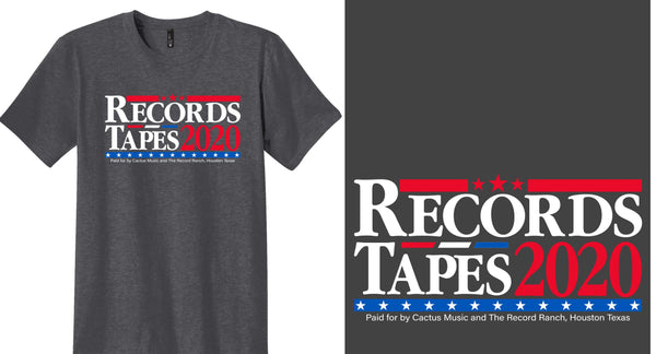 Vote Records & Tapes 2020