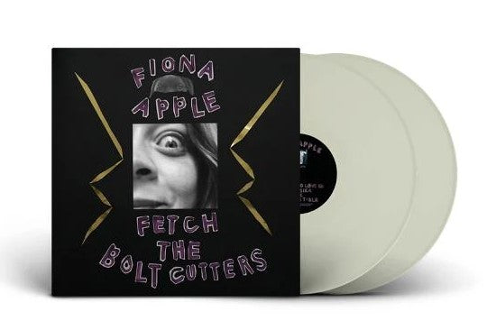 Fiona Apple - Fetch The Bolt Cutters [2LP 180g Opaque Pearl]