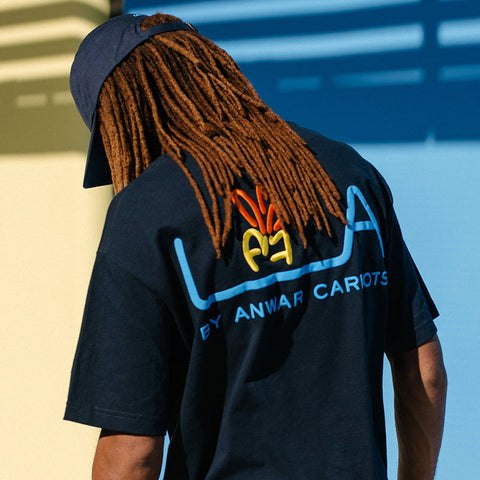 Carrots LA Original T-shirt - Navy