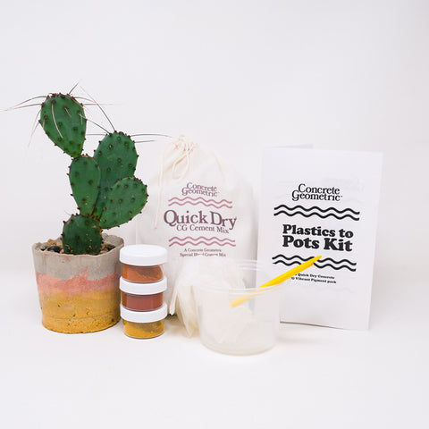Plastics To Pots Kit