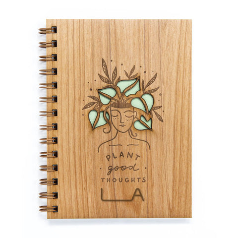 Wooden Journal