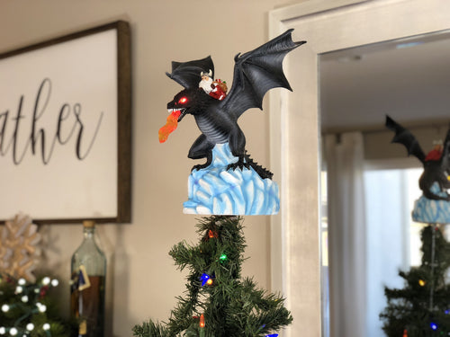 Dragon Tree Topper