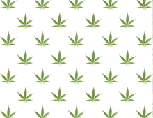 Load image into Gallery viewer, Weed Leaf Gift Wrapping Paper