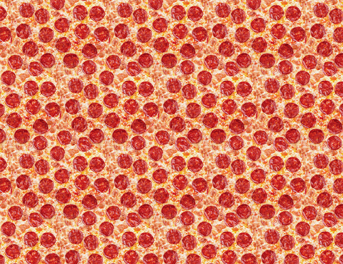 Pizza Gift Wrap Paper