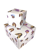 Load image into Gallery viewer, Diva Gift Wrapping Paper