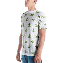Load image into Gallery viewer, Weed Leaf T-shirt