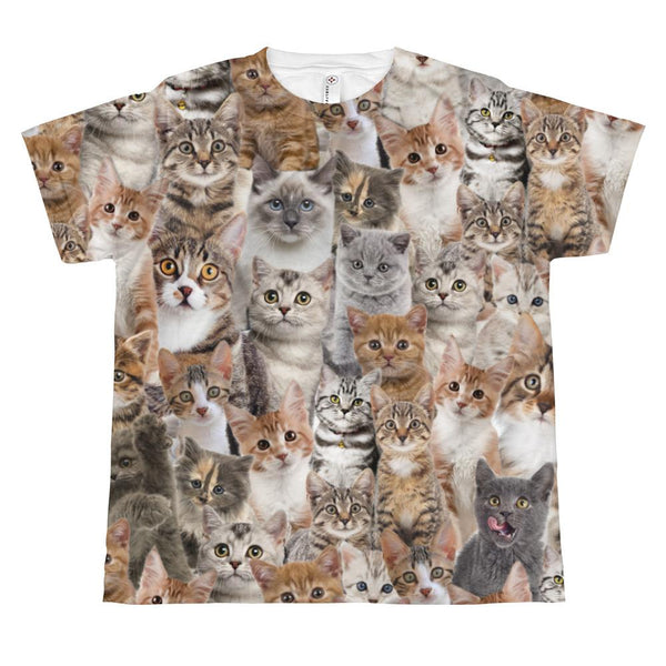 Kitten Youth T-shirt