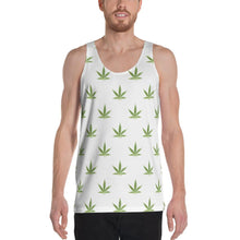 Load image into Gallery viewer, Weed Leaf Tank Top