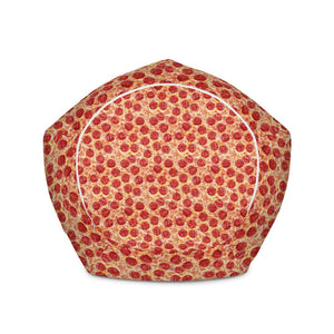 Pizza Bean Bag Chair w/filling
