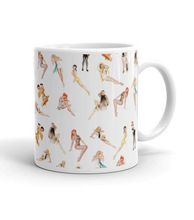 Load image into Gallery viewer, Pin Up Mug