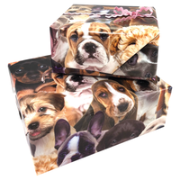 Puppy Wrapping Paper