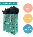 4 Pack Sushi Gift Bags