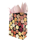 4 Pack Wine Gift Bags