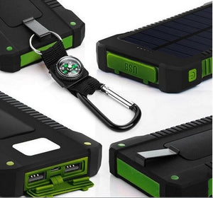 Solar Power Phone Charger – Exclusive Today Show Deal! - EverythingTechGear