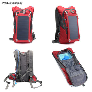Solar Backpack - EverythingTechGear