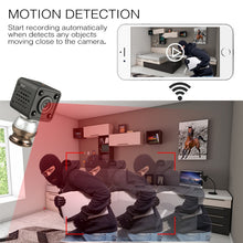Mini Wireless Smart WiFi Camera