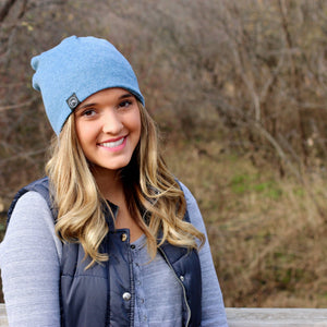 Pretty Simple - Peek-a-Boo Beanie