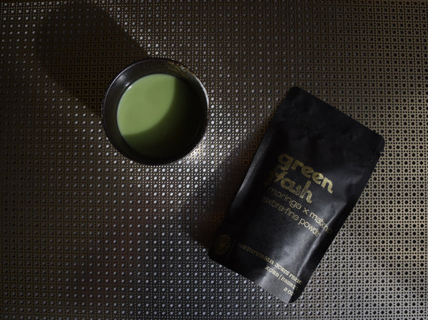 """Green Flash"" Moringa x Matcha - 2 oz."