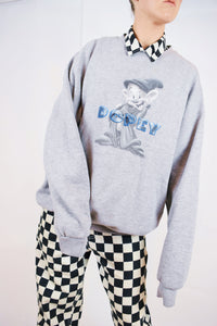 90s DOPEY SWEATER - XL