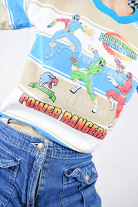 POWER RANGER BABY TEE - SMALL