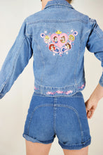 DISNEY PRINCESS DENIM JACKET - XS