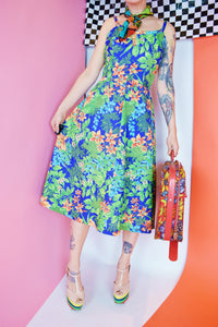 70s HAWAIIN MIDI - MEDIUM