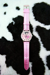 DEADSTOCK BETTO BOOP WATCH