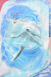 PASTEL DREAM DOLPHIN TEE