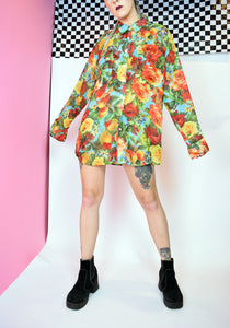 2012 JOYRICH fruit n rose BLOUSE