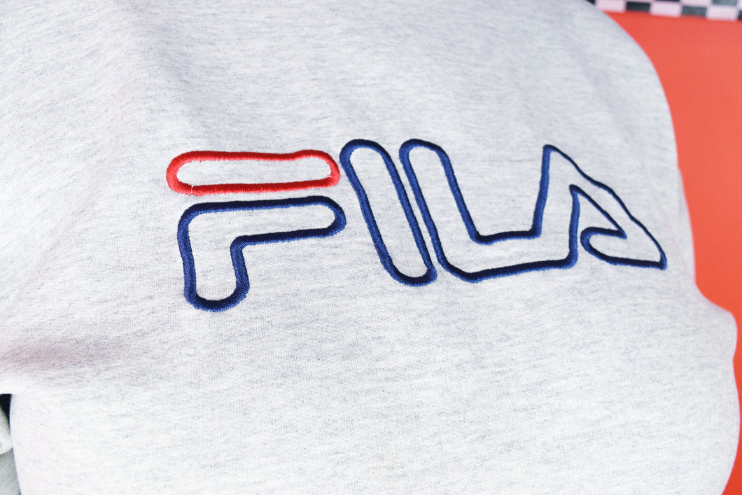90s FILA SWEATER - XL