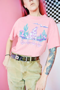 80s RENO NOVELTY TEE - SMALL