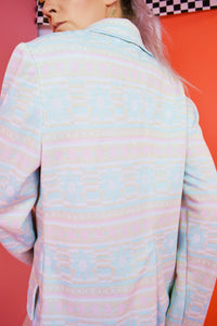PASTEL DREAM BLAZER