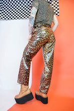 LS PVC TROUSERS - 32""