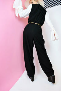 TIMELESS 80s PANTSUIT - 10/12