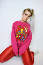 90s POWER RANGER SWEATER