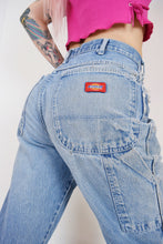 80s THRASHED DICKIES CARPENTER JEANS - 30""