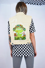 80s HORNY TOAD VEST - S/M