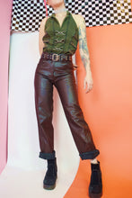 TANYA LEATHER MOTO RIDERS -