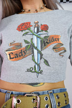 'LADY RIDER' CROPPED THERMAL